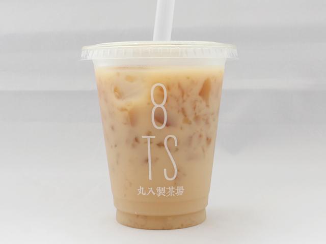8/20~9/2 期間限定!「深炒り棒茶ミルクティー」